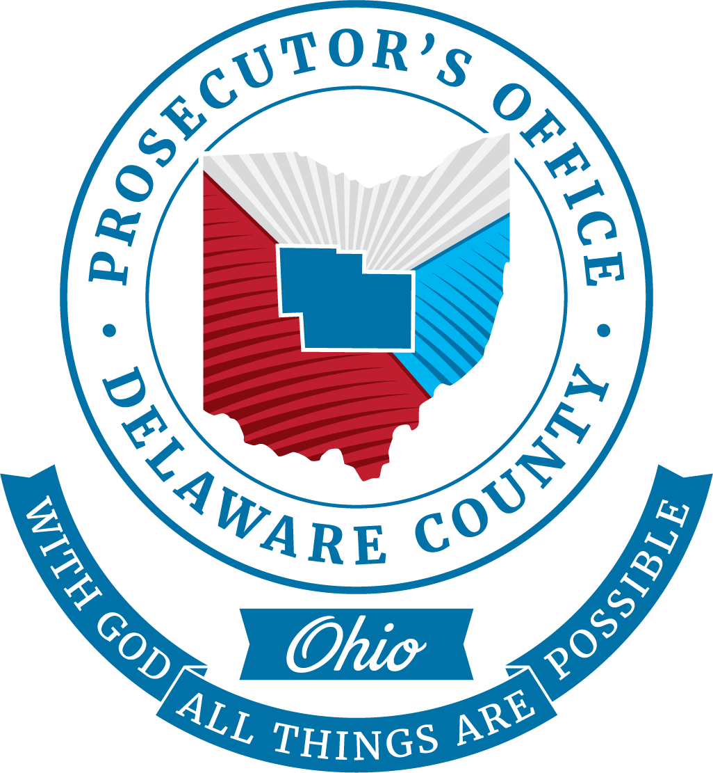 Guest Speaker: Delaware County Prosecutor's Office Program Logo