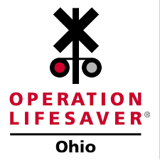 Operation Lifesaver Delaware County Railroad Crossing Task Force Logo