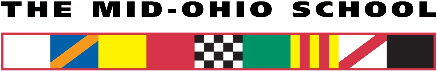 INDIVIDUAL PARTICIPATION: Mid-Ohio Teen Defensive Driving Course Logo