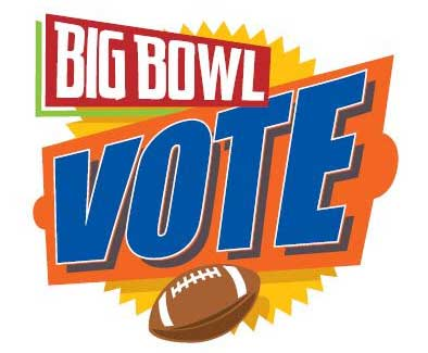 "JANUARY ""Big Bowl Vote 2020""  (Prevention Action Alliance) Logo"
