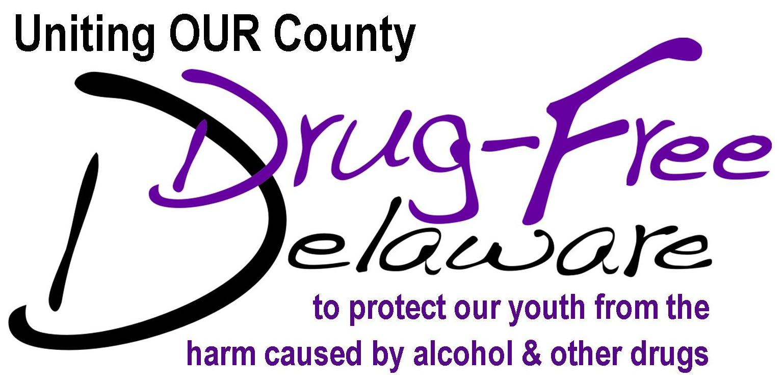 INDIVIDUAL PARTICIPATION: Drug-Free Delaware Coalition Leadership Retreat Volunteer Logo