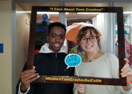 "SAFE ""Selfies"" for Teen Driver Safety"