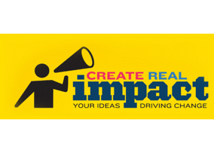 "CONTEST: INDIVIDUAL PARTICIPATION:  ""Create Real Impact"" Contest"