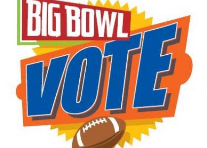 "JANUARY ""Big Bowl Vote 2020""  (Prevention Action Alliance)"