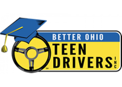 Better Ohio Teen Drivers Car Control Drills Program Student Participation